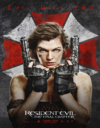 Resident Evil The Final Chapter 2016 Dual Audio 700mb Pdvd Hindi English Resident Evil The Final Chapter 2016 Dual Audio 700mb Pdvd Hindi English Hd Movies